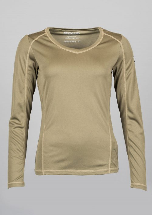 Northland Cafe Base Levana Langarmshirt