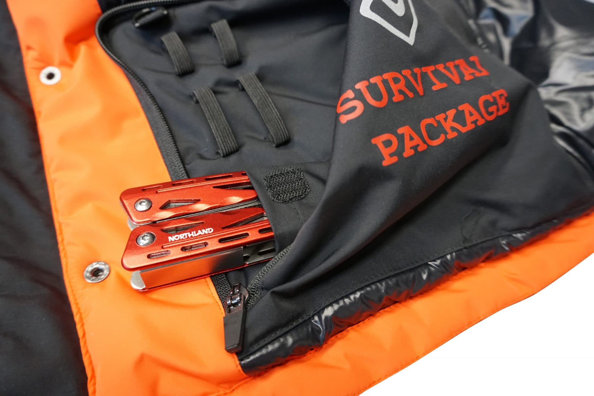 Fire Rescue Survival Parka